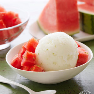 PureHeart Ginger Watermelon Lime Sorbet