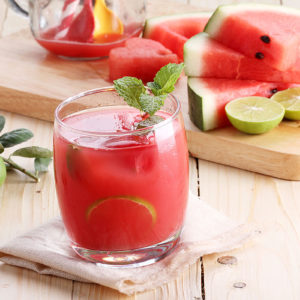 PureHeart Watermelon Mojitos